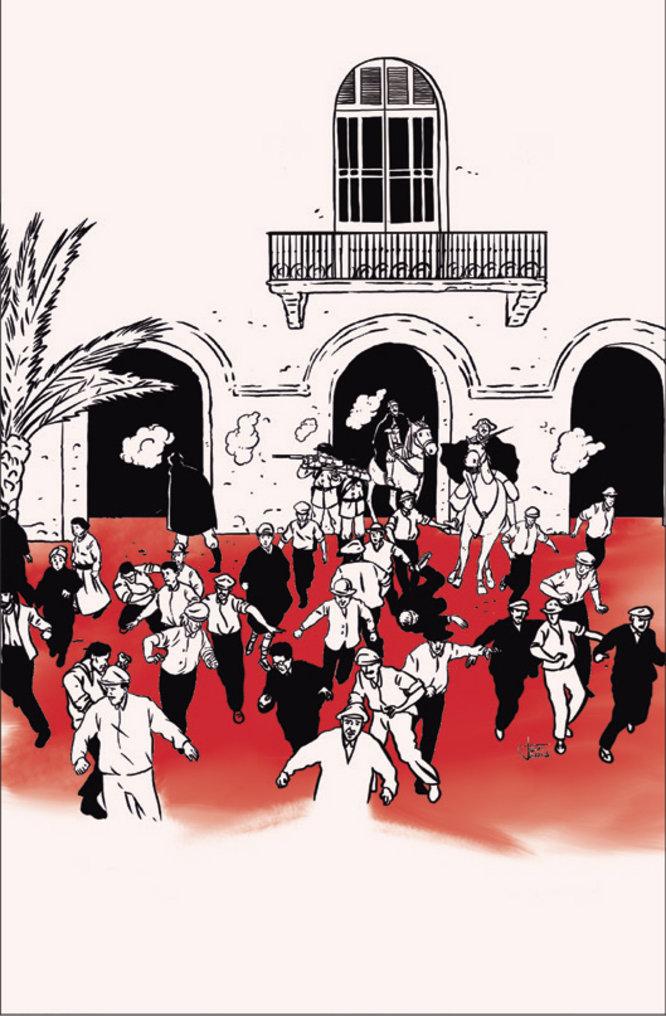 Demà es presenta el llibre La càrrega. Els fets de Badalona del 26 d'agost de 1918 que publica el Museu de Badalona