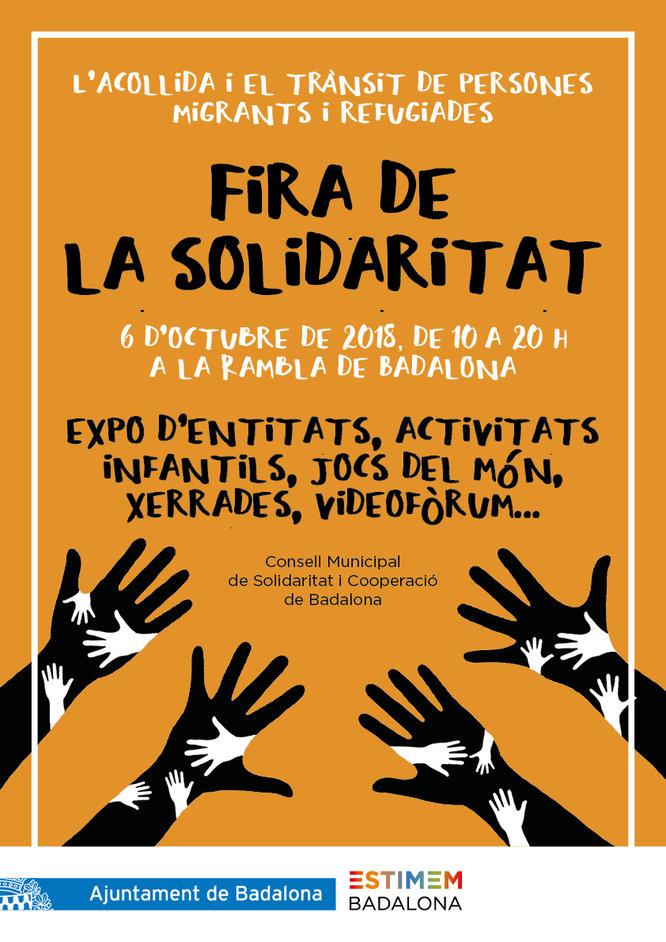 La Fira de la Solidaritat torna a Badalona