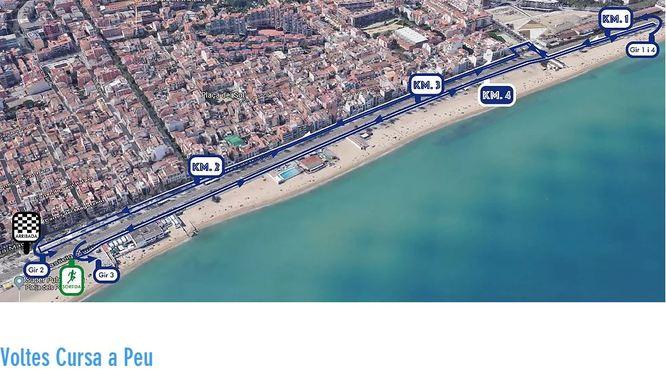 Divendres, 12 d'octubre, se celebra la setzena edició de l'Aquatló Ciutat de Badalona