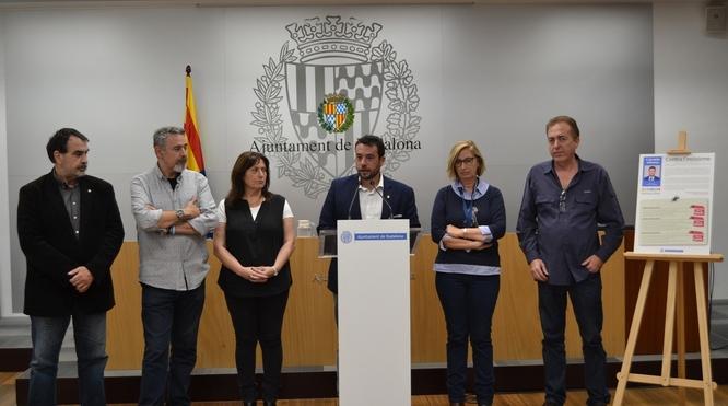 El Govern municipal anuncia més contundència per lluitar contra l'incivisme a Badalona