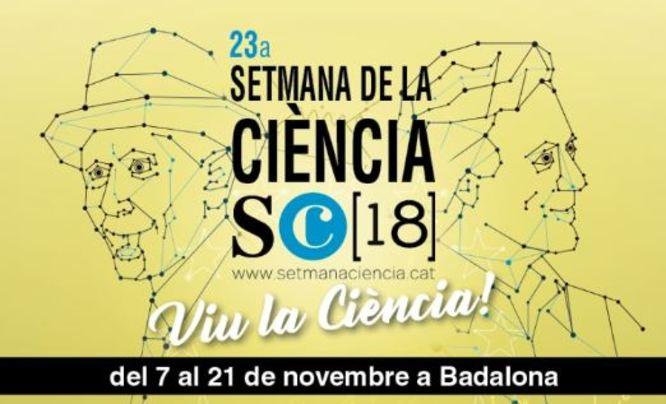 Comença la 23a edició de la Setmana de la Ciència a Badalona
