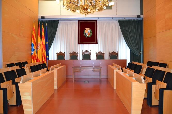 Dijous 22 de novembre, sessió extraordinària i urgent del Ple de l'Ajuntament de Badalona
