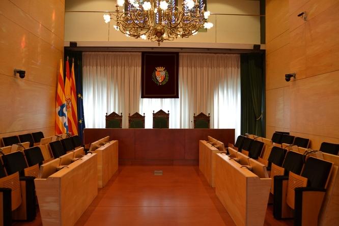 Demà divendres, 28 de desembre, sessió extraordinària i urgent del Ple de l'Ajuntament de Badalona