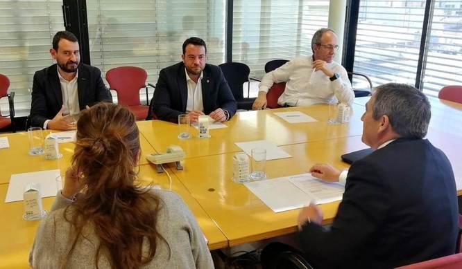 L'alcalde Álex Pastor convocarà de manera extraordinària una Junta Local de Seguretat per abordar exclusivament els casos de sobreconsum elèctric