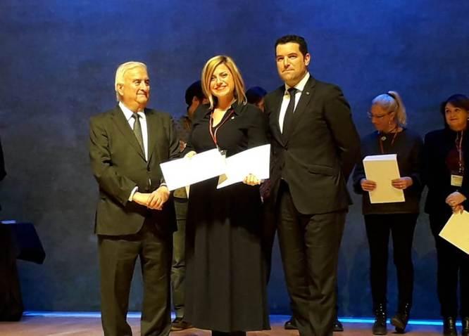 L'Ajuntament de Badalona rep reconeixement pel Servei d'Integració Sociolaboral i per l'Espai de Relació i Creixement per a dones usuàries dels serveis socials