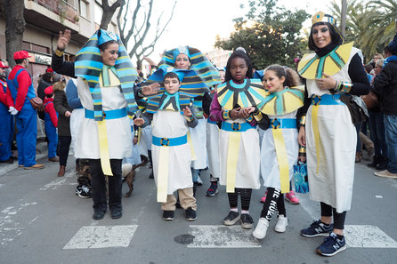 Carnaval Infantil a Bufalà