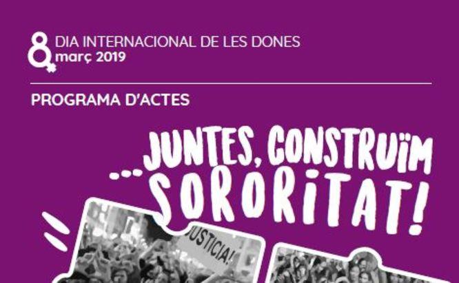 Badalona celebrarà el 'Dia Internacional de les Dones'