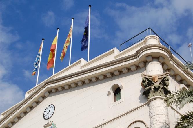 Badalona commemora el Dia per al Record de les Víctimes d'Atacs Terroristes, declarat per la Unió Europea