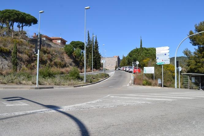 Dilluns, 18 de març, s'inicien les obres per a la millora de la carretera de Can Ruti