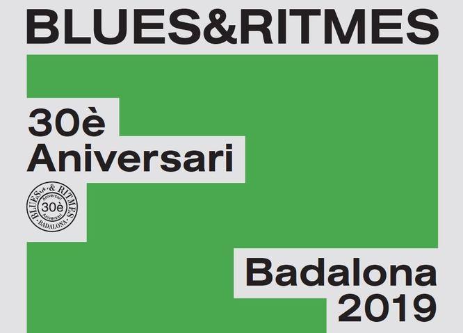 El bluesman Eric Bibb inaugura l'edició del 30è aniversari del festival Blues & Ritmes de Badalona, el divendres 22 de març