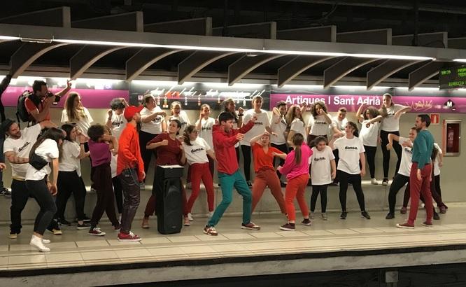 La Quinzena Metropolitana de Dansa arriba a Badalona