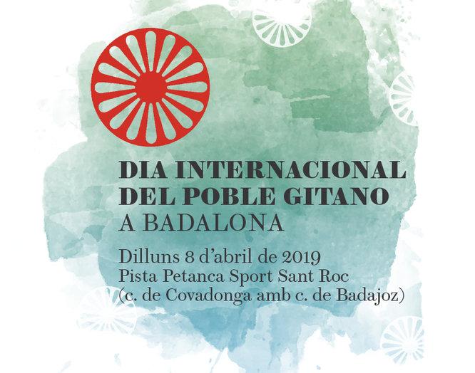 Badalona celebra aquest dilluns el Dia Internacional del Poble Gitano