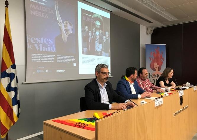 Badalona celebra les Festes de Maig amb un programa carregat de concerts, oci i cultura popular