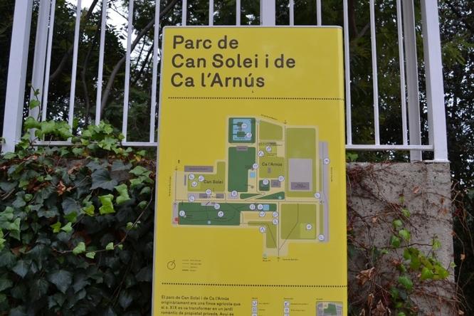 Els parcs del Torrent de la Font i del Turó de l'Enric i de Can Solei i Ca l'Arnús de Badalona acullen noves activitats