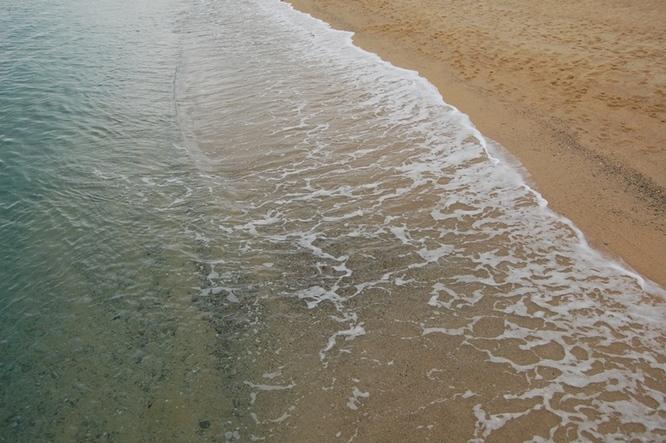 La platja del Cristall-Barca Maria de Badalona tornarà a hissar la bandera blava aquest estiu