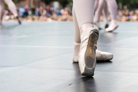 Mostra de dansa
