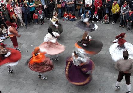 Maig en dansa