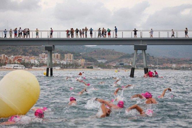 Activitats esportives programades per aquest mes de juliol a Badalona