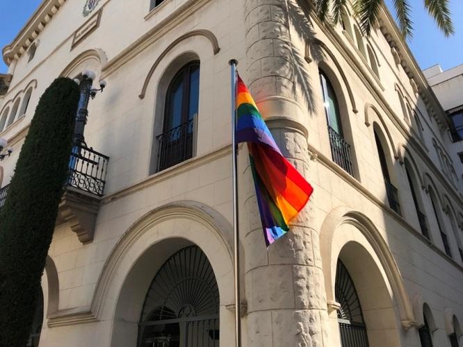 Badalona acull demà dissabte la primera Marxa de l'Orgull LGTBIQ