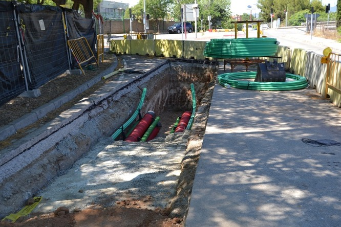 Obres i afectacions en la mobilitat durant aquest mes d'agost a Badalona