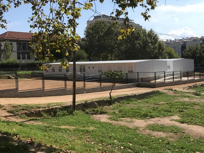 Badalona cedeix a la Generalitat els terrenys per a la construcció i posada en funcionament dels Instituts d'Educació Secundària Ventura Gassol i La Riera
