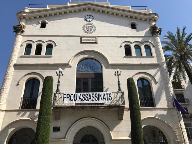 Badalona s'afegeix a les Concentracions d'Emergència Feminista contra la violència masclista d'aquest divendres