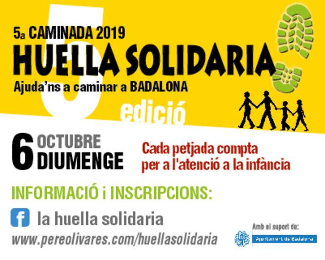 Propostes esportives per aquest cap de setmana a Badalona i diumenge 6 d'octubre