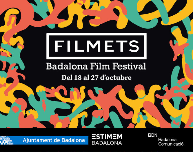 Dimarts, 15 d'octubre, roda de premsa per presentar la 45a edició de FILMETS Badalona Film Festival