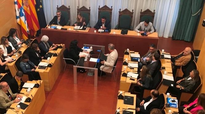 El Ple aprova l'acord complementari per a la cessió gratuïta a la Generalitat del solar destinat a la construcció del nou edifici de l'Institut Ventura Gassol