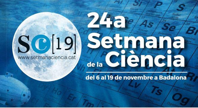 La 24 edició de la Setmana de la Ciència a Badalona es posa en marxa