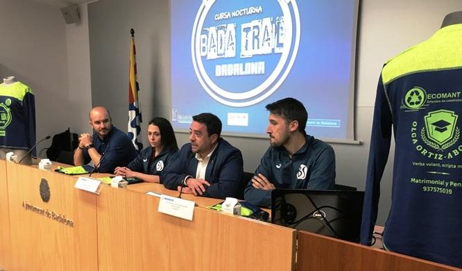 El dissabte 23 de novembre es correrà la tercera edició de la cursa nocturna de muntanya Bada Trail