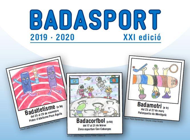 Uns 1.400 nois i noies de 5è de 37 escoles de Badalona participen a partir de dilluns en el Badatletisme, la primera activitat del Badasport 2019-2020