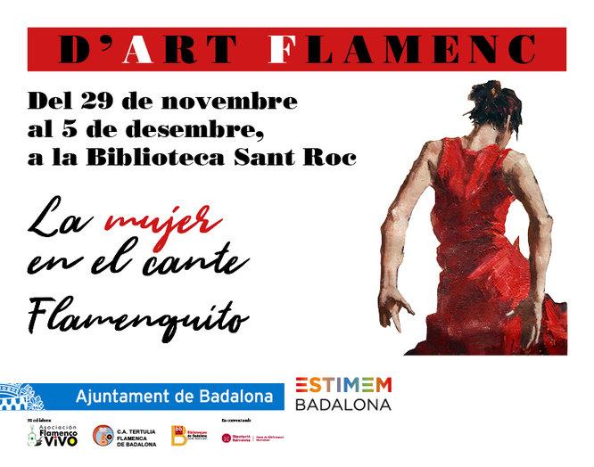 La Biblioteca Sant Roc acull un cicle d'activitats de promoció de l'arc flamenc