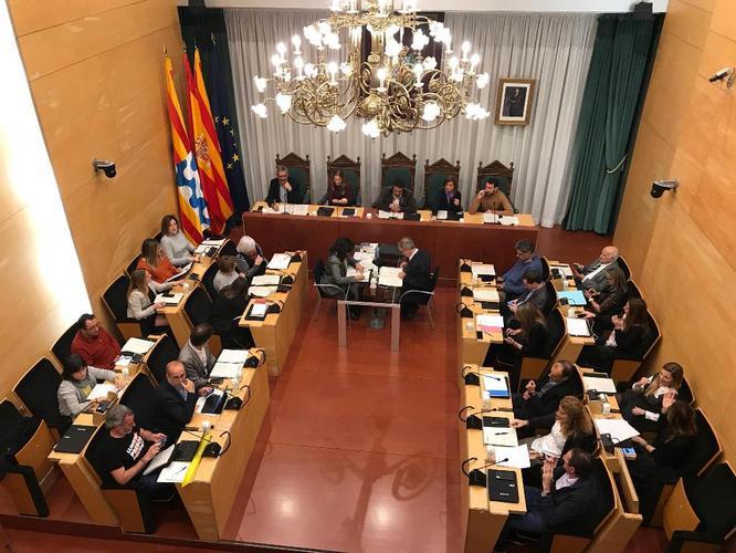 Resum dels acords del Ple de l'Ajuntament de Badalona del 26 de novembre de 2019