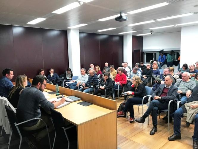 El Govern municipal presenta les seves propostes en l'àmbit de la mobilitat per al pròxim any