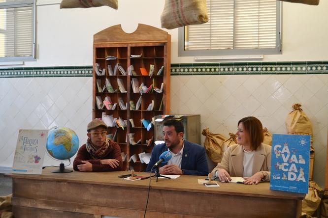 La Fàbrica de Joguines i els Reis Mags d'Orient tornen a Badalona