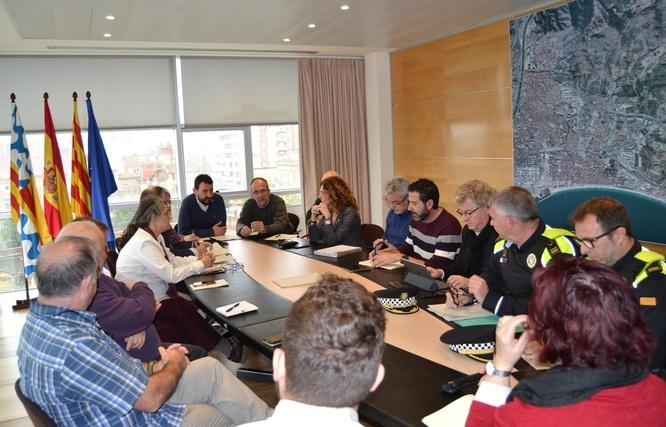 Badalona elabora un Decret d'Emergència per a fer front a les destrosses provocades pel temporal