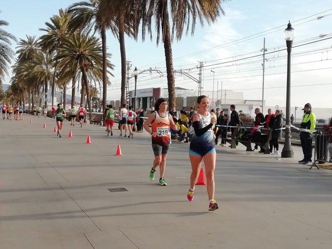 Diumenge el tradicional circuit de la Rambla acull la 29a Marxa Atlètica Ciutat de Badalona