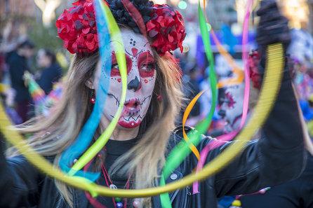 VI Rua i Ball de Carnaval de Canyadó -Casagemes
