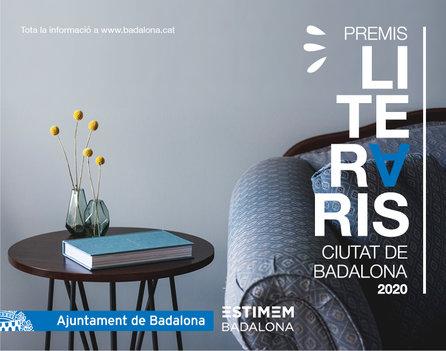 Premis Literaris Ciutat de Badalona 2020