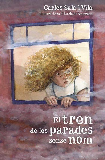 Club de lectura infantil: El tren de les parades sense nom de Carles Sala i Vila