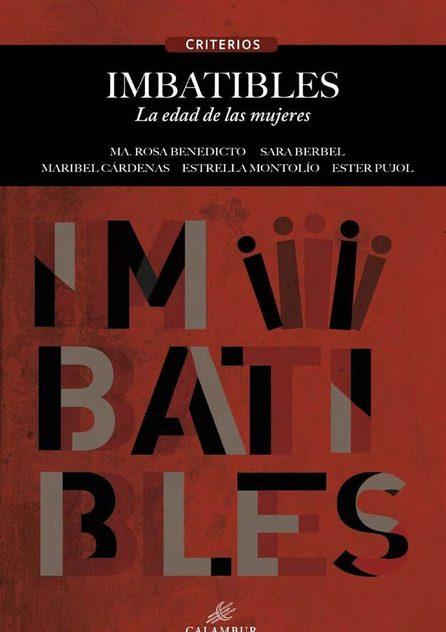 """Presentació del llibre """"Imbatibles"""" de diverses autores"""