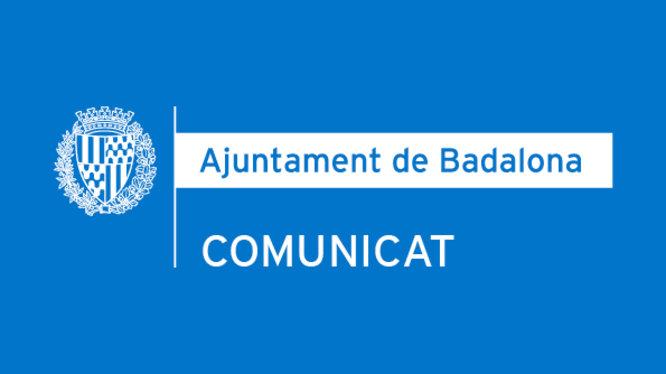 Comunicat de l'Ajuntament de Badalona en relació al coronavirus