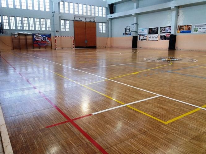 L'Ajuntament de Badalona amplia l'espai destinat a persones sense llar durant la crisi sanitària del coronavirus