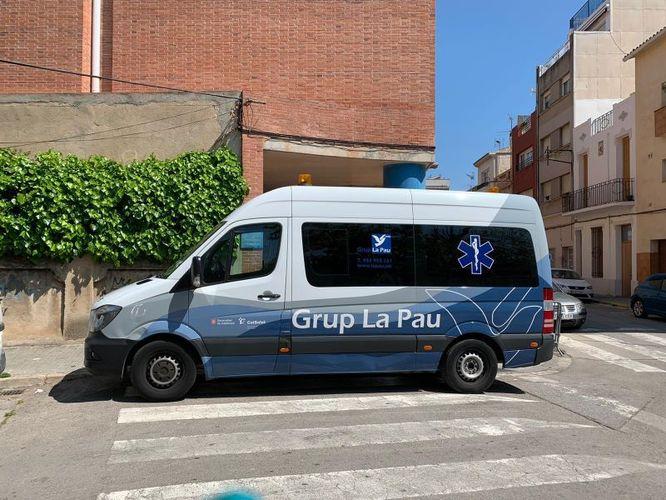 L'Ajuntament de Badalona i el Grup La Pau arriben a un acord per al trasllat de persones amb risc d'exclusió social