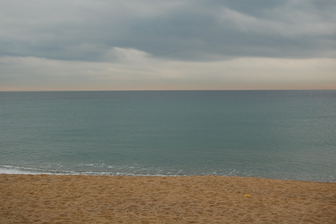 A Badalona no es permet la pràctica esportiva al mar en l'actual fase de l'estat d'alarma