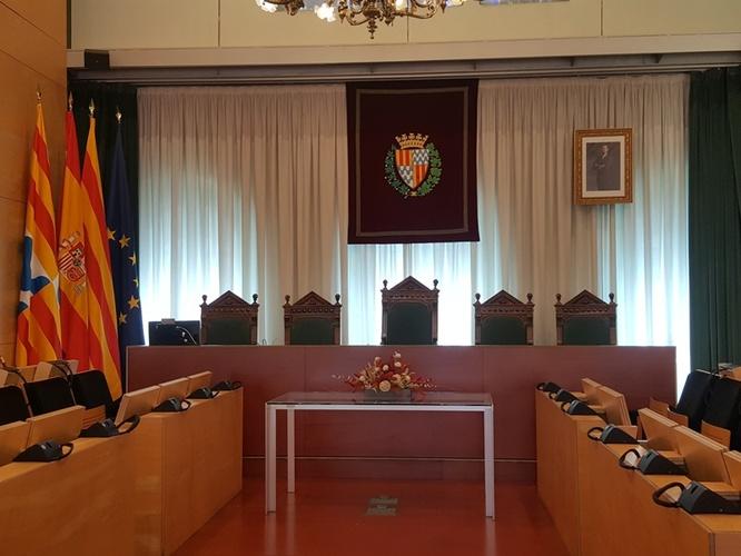 L'Ajuntament de Badalona reprendrà els casaments a la Casa de la Vila quan comenci la fase dos del desconfinament