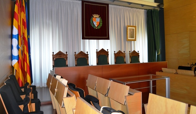 Demà divendres 29 de maig, a les 9.25 hores, sessió extraordinària i urgent del Ple de l'Ajuntament de Badalona