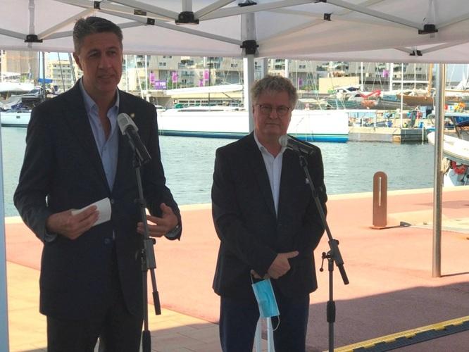 Badalona impulsa una campanya per afavorir la recuperació del sector turístic local i atreure visitants de tot l'Estat