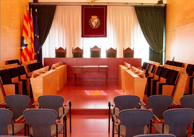 Demà dimarts 21 de juliol, sessió extraordinària del Ple de l'Ajuntament de Badalona